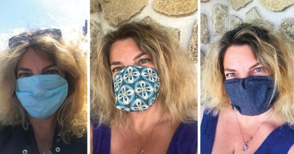 Demain, le masque, l'accessoire tendance ?